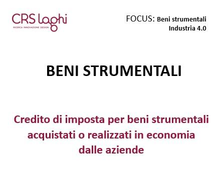 Focus Beni Strumentali