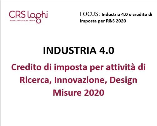 Focus Industria 4.0 2020