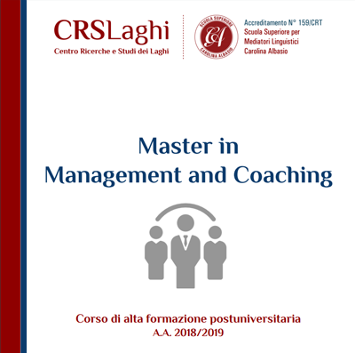 Master in Management e Coaching