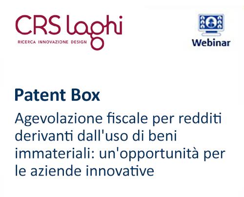 Patent Box - Agevolazione fiscale per redditi derivanti dall'uso di beni immateriali: un'opportunità per le aziende innovative